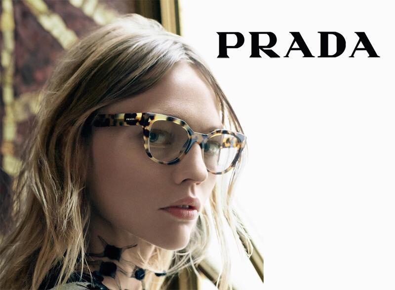 3209bf0ff417 NEW in 2018  Prada Eyewear Launch